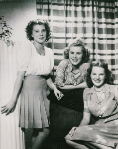 Bernard Ward's three daughters, raised during early childhood at Bold Point knew nothing about his first marriage to Lily, until one of them found her auburn braid in Bernard's treasures.