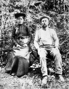 Tom Leask and Maggie Norman both died prematurely, leaving a young family to fend for themselves.