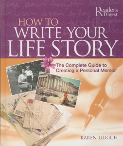 How to write your life story-cover-final 001