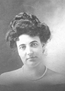 Writing Exercise: Write about what you see in this picture of Lily Dale Grow Wilson in the 1890s, both the physical details and the personality traits they reveal. Now test your assumptions on this blog post: http://thescribes.ca/580/ . Were you right? It's surprising how much information a photograph can reveal.